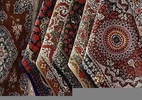 Persian Carpet Iranian souvenirs and handicrafts