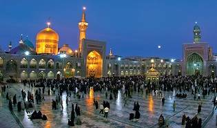 religious tour in Iran