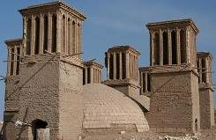 Air Tower of Yazd