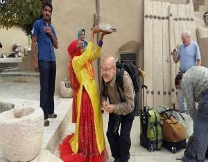 Tourists in Iran - Nomad Tours