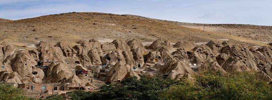 Kandovan village - Attractions of Iran