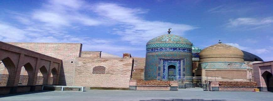 Sheikh Safi tomb Attractions of Iran Iran tour