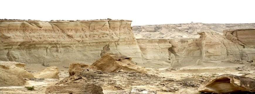 Setareha valley Nature of Iran Attraction of Qeshm Qeshm island
