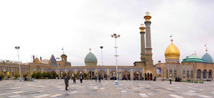 Shah Abadul Azim Shrine