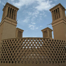 badgir Yazd - Attractions of Iran