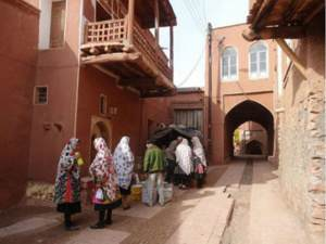 Abyaneh traditional village