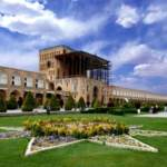 Alighapoo Palace _ Isfahan - Persian architecture