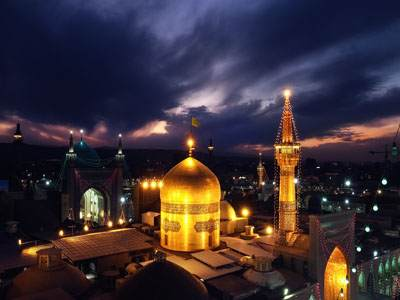 Imam Reza shrine-Mashhad