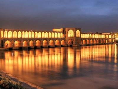 Khajoo bridge-Isfahan