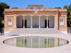 Yazd fire temple for Zoroastrians
