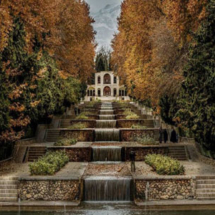 shahzade garden - Persian art and architecture