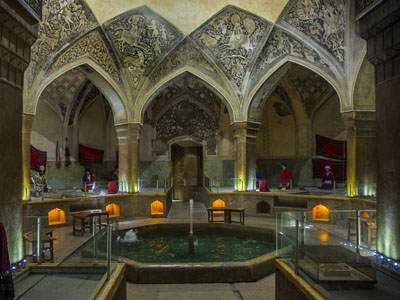 Vakil bath in Shiraz