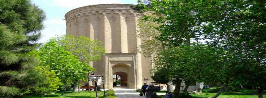 Attractions of Iran toqrol tower