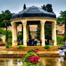 Tomb of Hafez-Shiraz