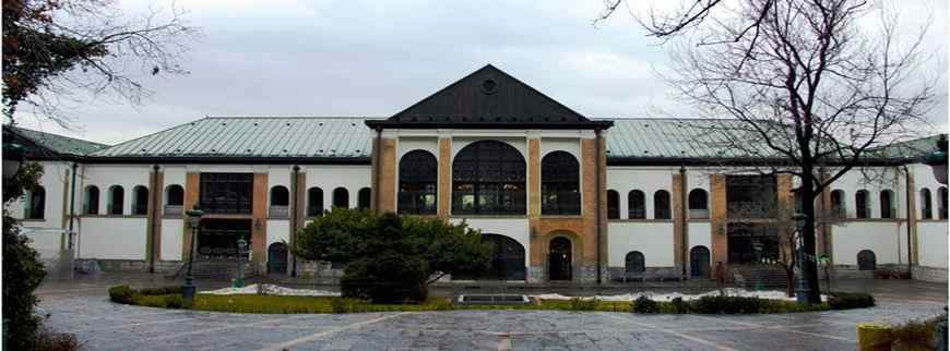 Sahebqaranieh palace palaces in Tehran attractions of Iran